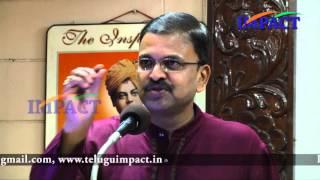 JD Laxminarayana IPS Special Talk on Youth Leadership for a Vibrant India