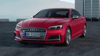 Audi S5 Coupé - Animation 3.0 TFSI, drive train | AutoMotoTV