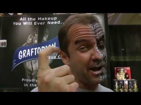 HAuNTcon 2011 Tradeshow - Graftobian