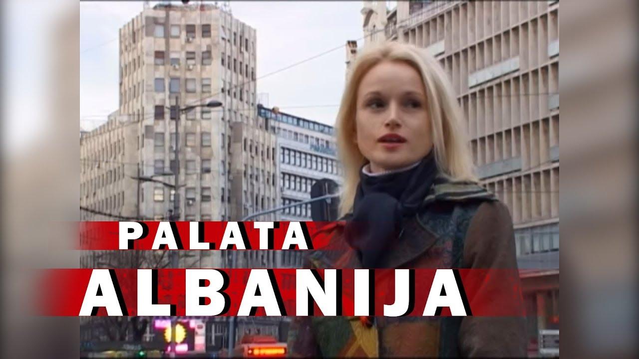 Otkud Albanija U Srcu Beograda Zgrada Koja Je Bila Kafana Banka