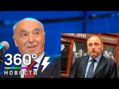 Валерий Яков о смерти Владимира Этуша