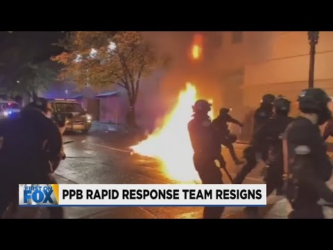 City leaders respond to resignations from Portland's Rapid Response Team