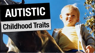 12 Odd Traits I Had as an Autistic Child   Early Signs of Autism