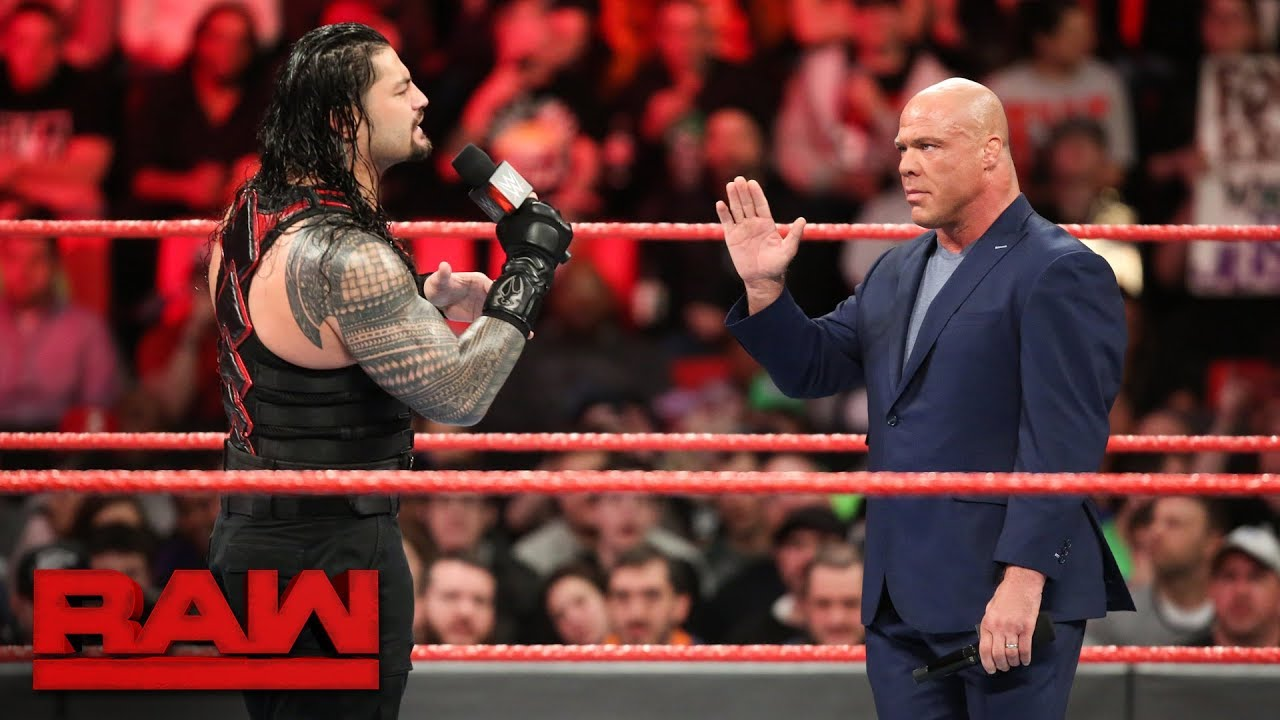 Download Roman Reigns sounds off on Mr. McMahon: Raw, March 12, 2018