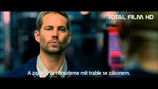 RYCHLE A ZBĚSILE 6 /FAST AND FURIOUS 6/ (2013) CZ HD Trailer (titulky)