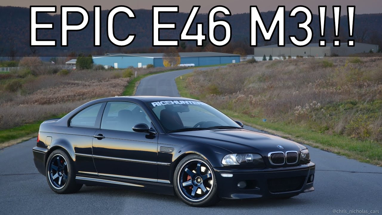The Sunday Drive Episode 09 2004 Bmw M3 Review