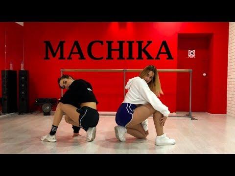 Machika - J Balvin, Jeon, Anitta (Music Video)