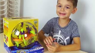 шар лабиринт Perplexus головоломка Перплексус Развивающая игрушка для детей