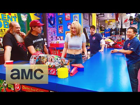 Talked About : Episode 401: Comic Book Men: Heir Apparent