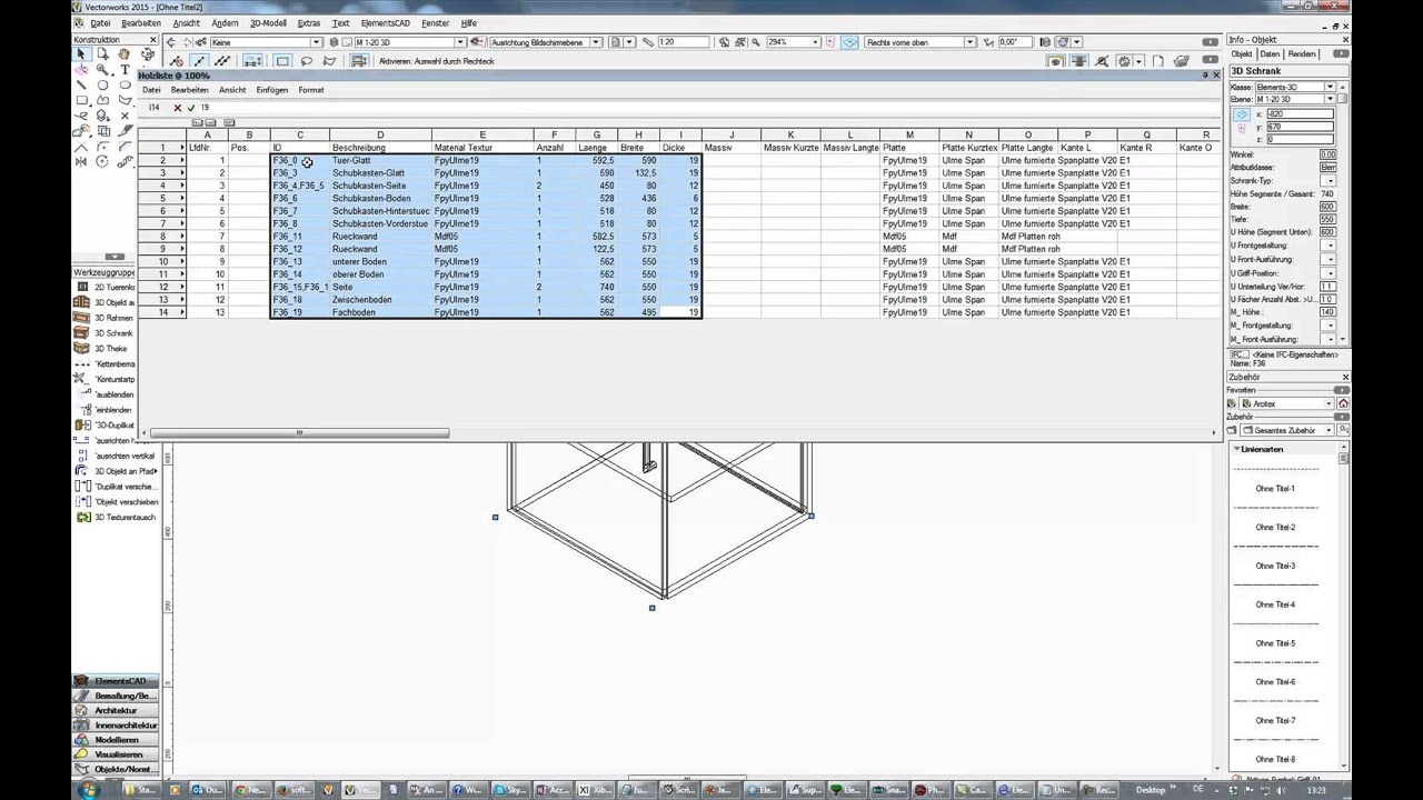 software tischler freeware - youtube, Innenarchitektur ideen