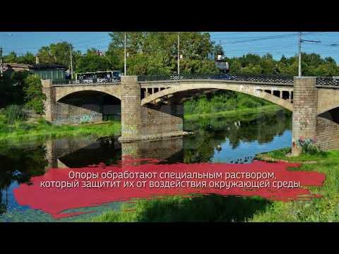 Реконструкция Октябрьского моста в Вологде начнется уже завтра