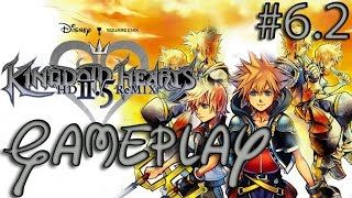 Vídeo Kingdom Hearts HD 2.5 ReMIX