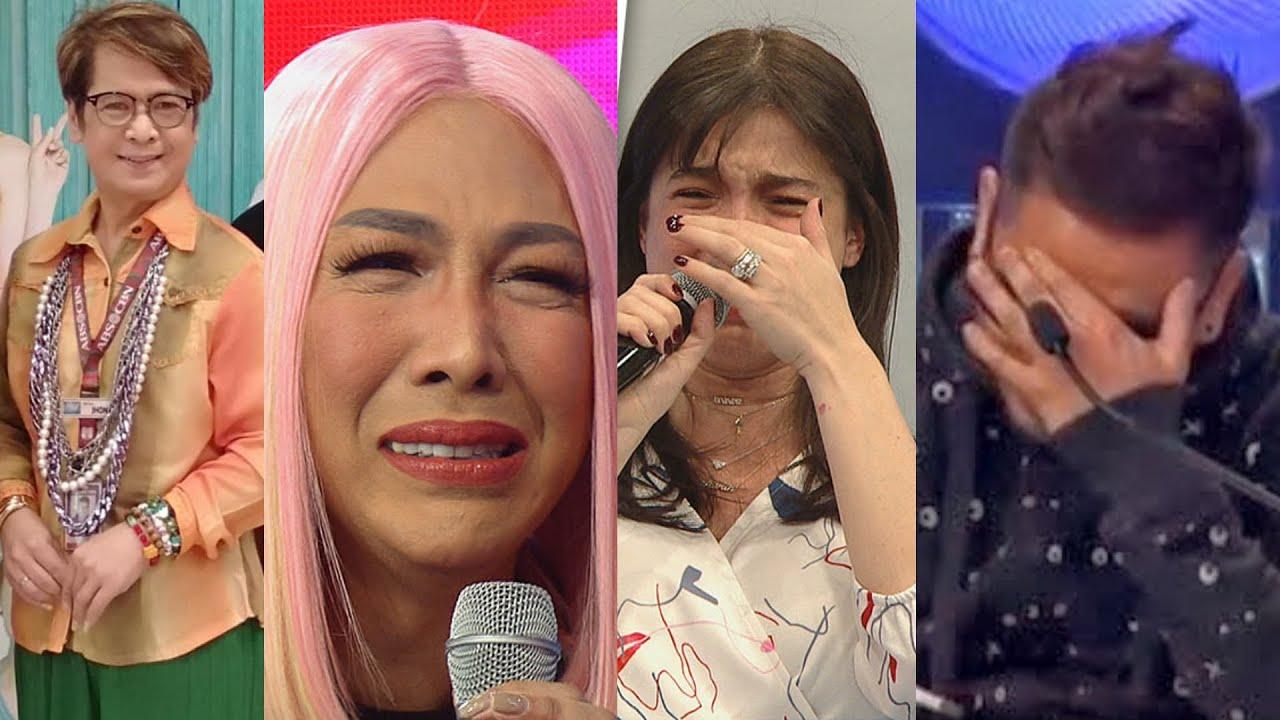 JONAS ng It's Showtime PUMANAW NA! Vice Ganda NAIYAK
