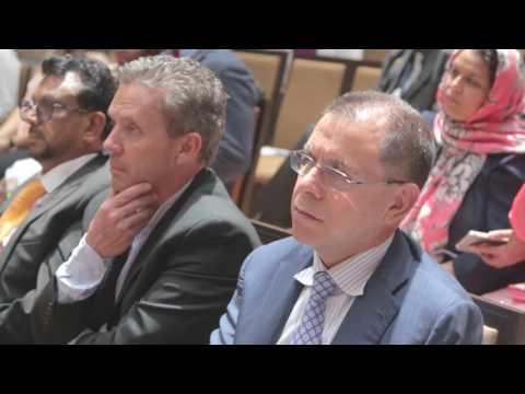 Dubai Vision Press Conference - Sept 2016