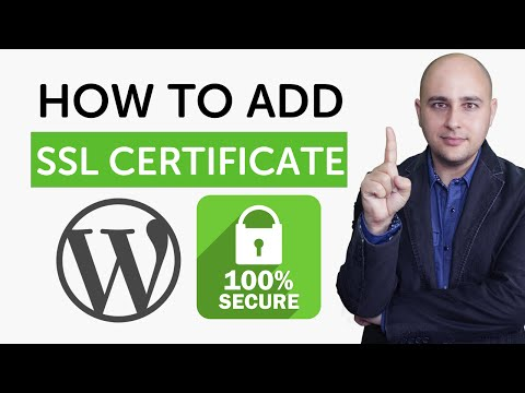 How To Add HTTPS SSL Certificate To WordPress Website