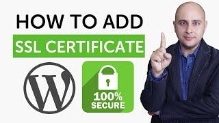 How To Add HTTPS SSL Certificate To WordPress Website