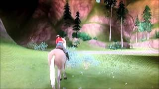 Giulia Passione Avventure Nella Prateria Wii(Imagine Champion Rider/Petz Horse Club) [Gameplay]