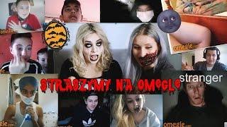 Halloweenowe OMEGLE! Banshee! Krew!