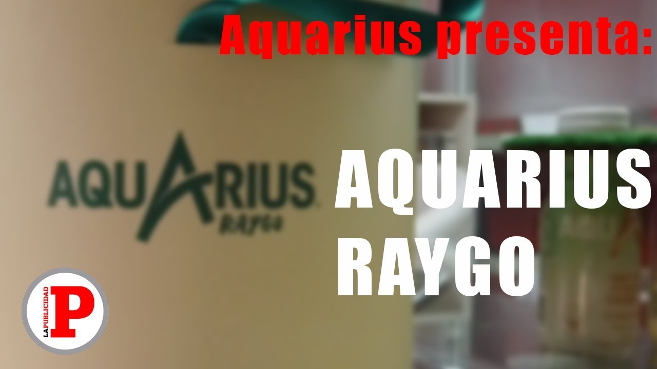 el aquarius lleva gluten
