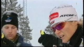 Charlotte Kalla - Gällivare 2008 - 10 km (F) - World Cup (LQ)
