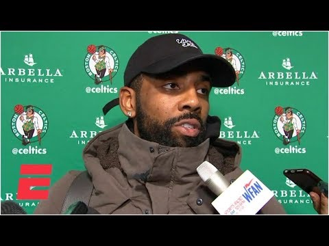 Kyrie Irving: I'll make 'the best decision for me and my family' | NBA Sound thumbnail