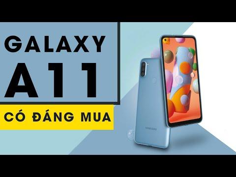 Samsung Galaxy A11 có thực sự đáng mua hay không?