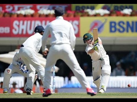 Live Cricket Score India Vs Australia 3rd Test Day 1 Ind Bank On