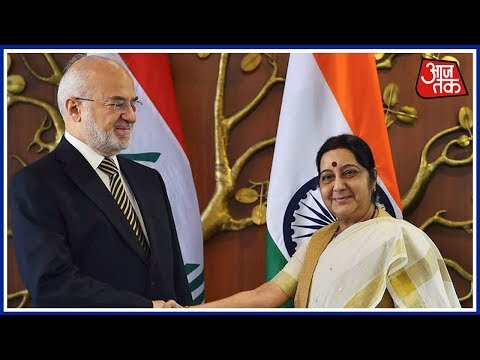 Sushma Swaraj Expected To Make Statement On Missing Indians In Iraq Today