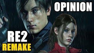 Resident Evil 2 Remake Opinión - Superara el Legado del Original RE2?