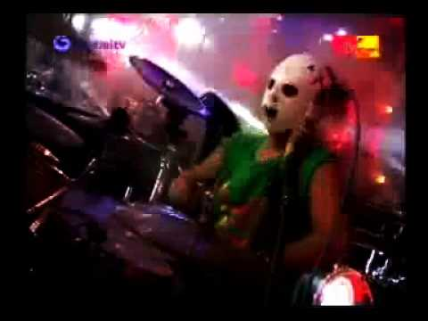 Pas Band - Gladiator Live in MTV