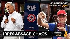 Wie kam es zum Absage-Chaos in Melbourne? - Formel 1 2020 (VLOG)
