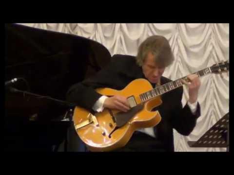 "Andrei Ryabov Trio. ""Sunday In New York"""