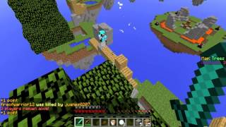 ES HACKER.... - Sky Wars Minecraft