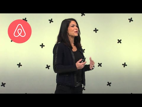 Belinda Johnson and Chris Lehane | Airbnb Open | Airbnb