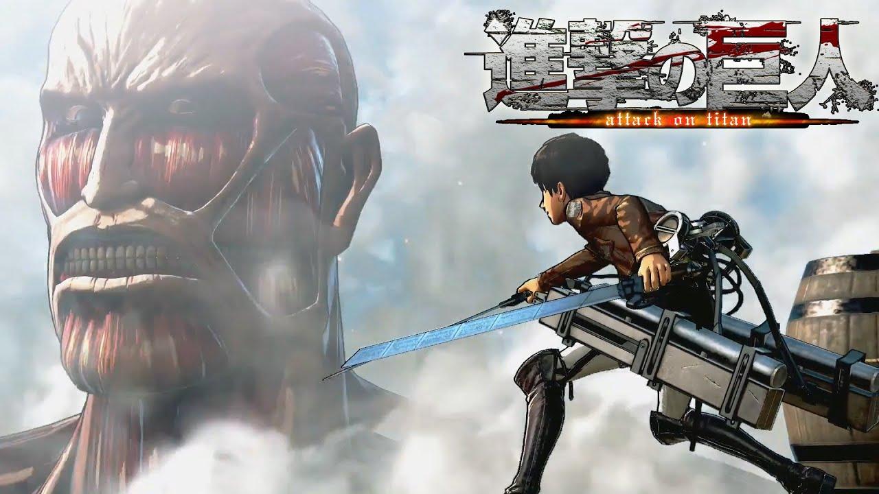 Attack on Titan 2 - Gameplay Walkthrough Part 1: A New ...