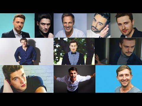 TOP 10 Самых красивых украинских актеров из сериалов