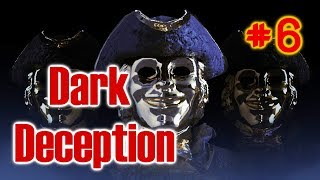 Dark Deception #6 | WE ARE GETTING OUT OF THIS MANOR! | EARLY AFTERNOON LIVE STREAM