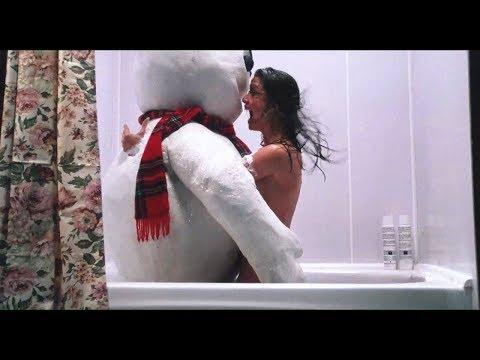 【吐嚎】史上最奇葩的圣诞恐怖片,可爱雪人竟然变身连环杀手
