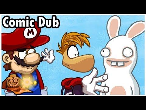 Comic Dub: Should've Been Rayman