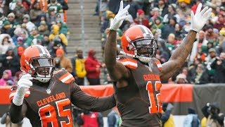 Every Cleveland Browns Touchdown of the 2017-2018 NFL Season