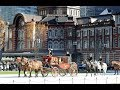 東京駅発の馬車列復活 の動画、YouTube動画。