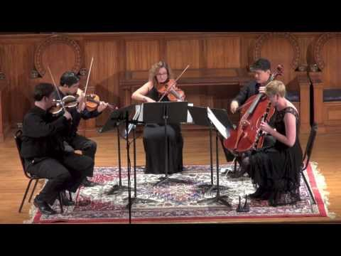 The Farallon Quintet: Durwynne Hsieh Clarinet Quintet (World Premier)