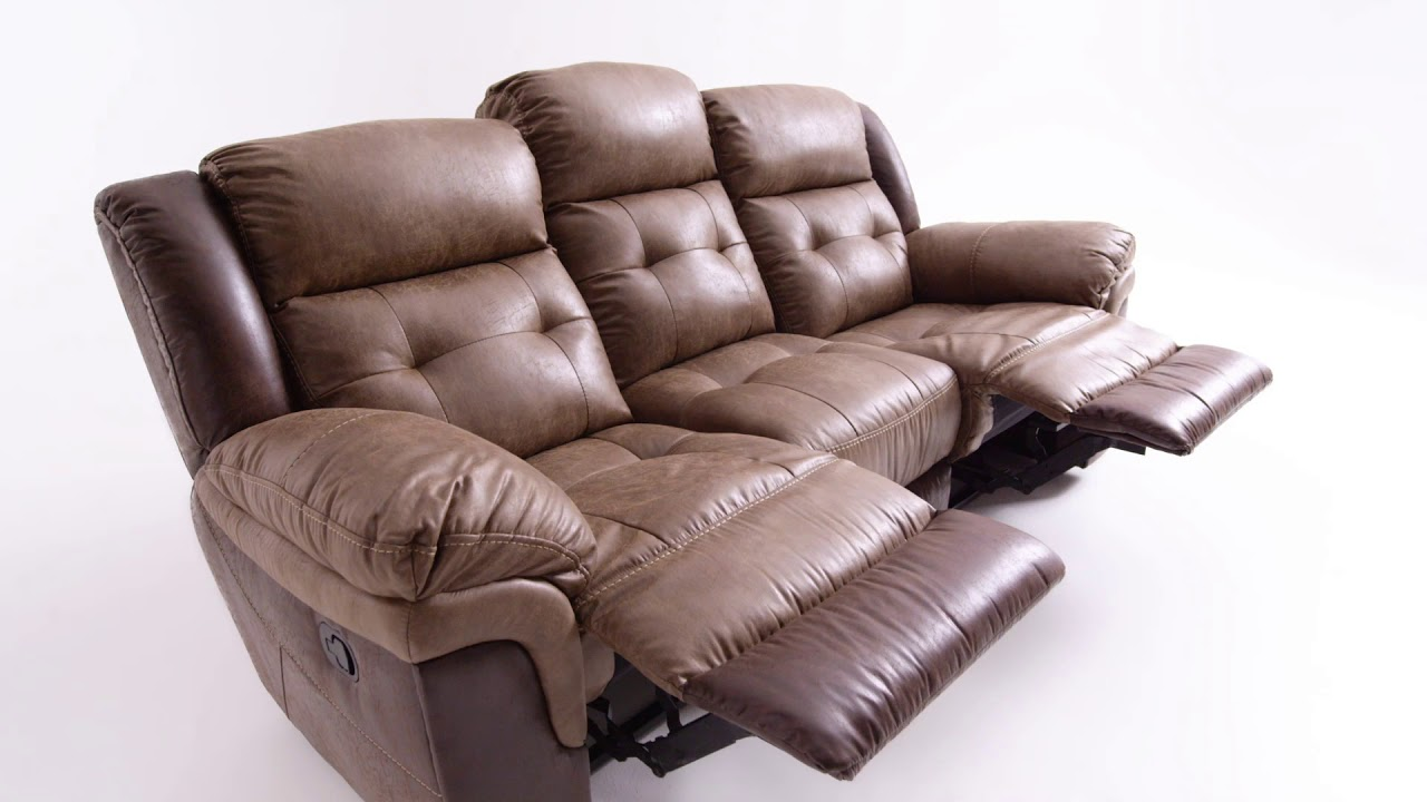 Navigator Reclining Sofa Loveseat Bob S Discount Furniture Youtube
