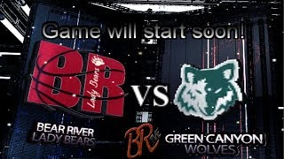 Bear River Lady Bears vs Green Canyon Wolves