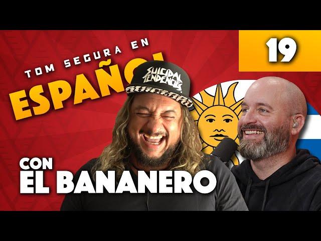 Ep. 19 con El Bananero | Tom Segura en Español (ENGLISH SUBTITLES)