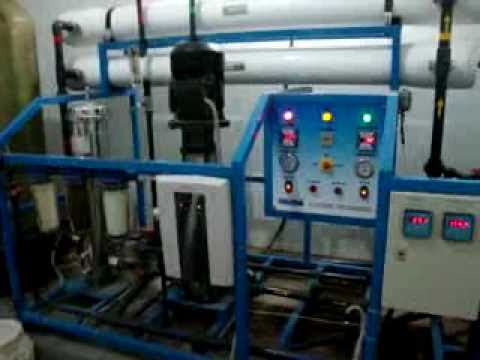 Reverse Osmosis Plant Water Treatment System For Boiler