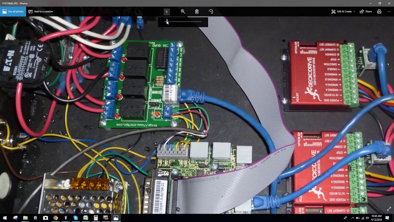 CNC Controller Issues (US Manufacturer)