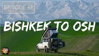 Another AMAZING Camp Spot In KYRGYZSTAN! - The Way Overland - Episode 67