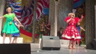 Смотреть клип Надежда Кадышева - Малиновый Звон, Не Верится