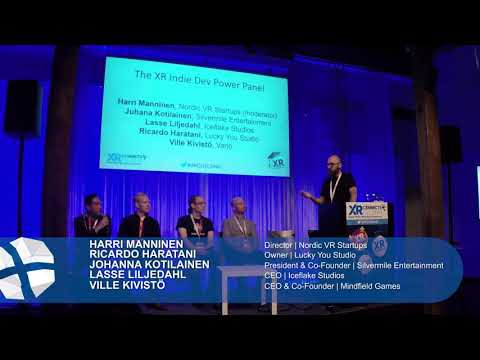 Panel: The XR Indie Dev Power Panel